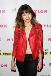 Nichole Bloom - Nylon Magazine Music Issue Party – May 2014