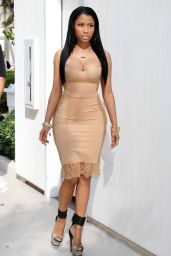 Nicki Minaj - Memorial Day Weekend Celebration - May 2014
