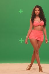 Nicki Minaj Photoshoot for