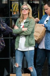 Nicky Hilton in New York City - The Bowery Hotel - May 2014