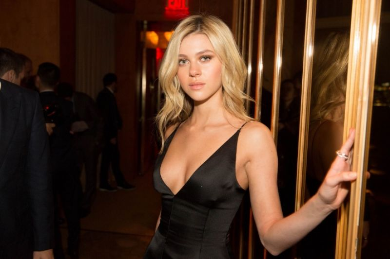 Nicola Peltz Night out Style - The Dior's Cruise Runway Collection 2015 Party - May 2014