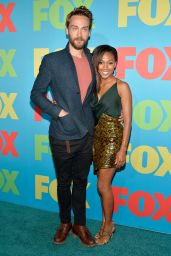 Nicole Beharie - FOX Programming Presentation 2014