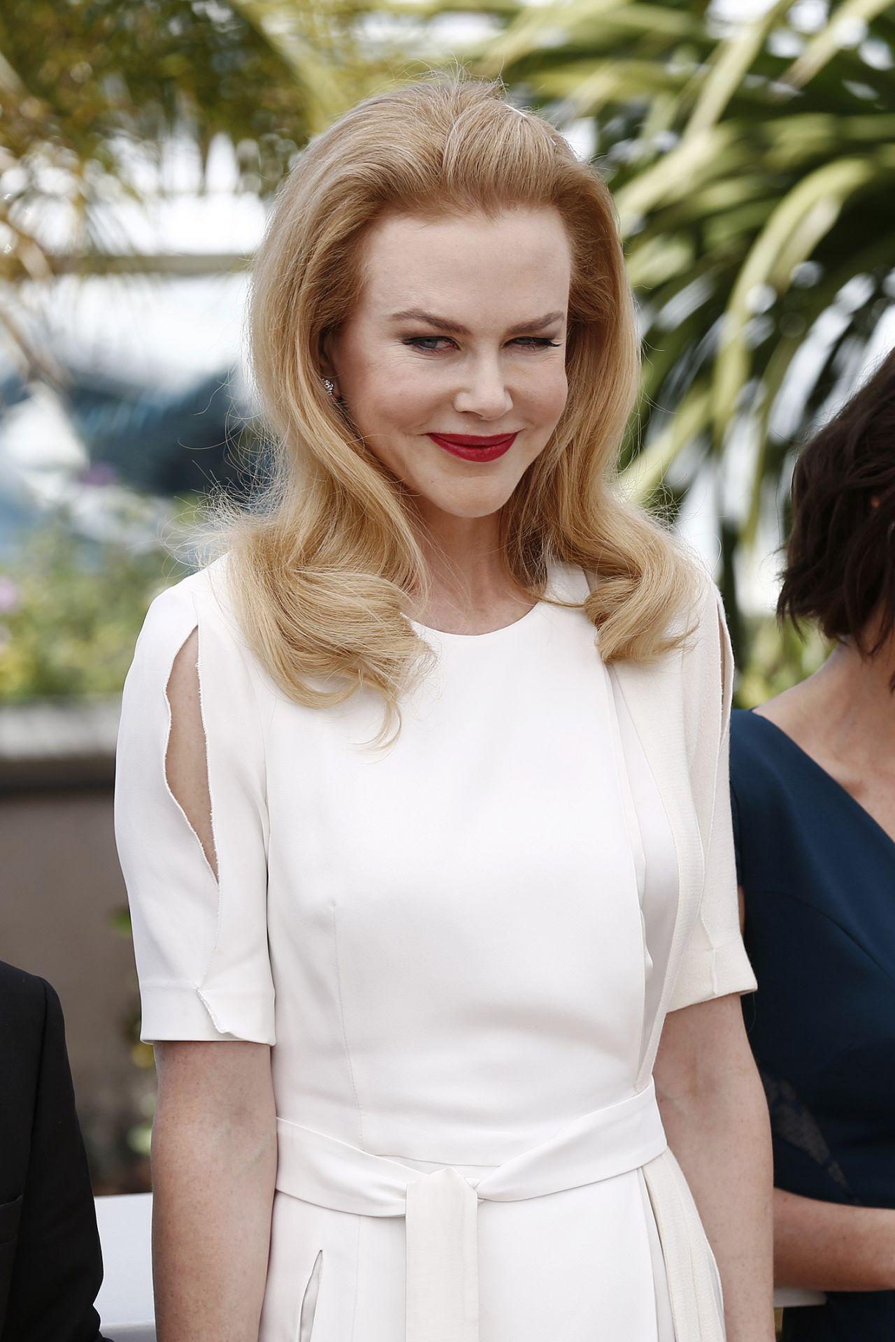 Nicole Kidman Grace Of Monaco Photocall 67th Annual
