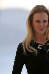 Nicole Kidman - Grand Journal de Canal+ Television Studio - May 2014