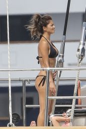 Nicole Scherzinger Bikini Candids - Monaco, May 2014