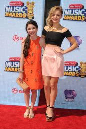 Oana Gregory - 2014 Radio Disney Music Awards in Los Angeles