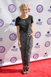 Olivia Holt – Popstar's Fierce 15 Backyard BBQ in Los Angeles – May 2014