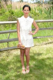 Olivia Munn at Veuve Clicquot Polo Classic in Jersey City - May 2014