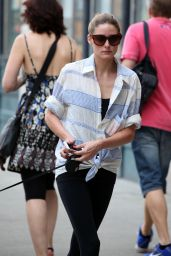 Olivia Palermo - Out in New York City - May 2014