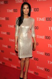 Padma Lakshmi – TIME 100 Gala – April 2014