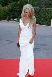 Pamela Anderson – 2014 World Music Awards in Monte Carlo