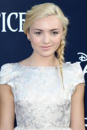 Peyton R. List – 'Maleficent' World Premiere in Los Angeles