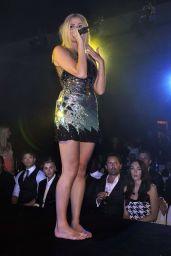 Pixie Lott – Amber Lounge Gala in Monaco - May 2014