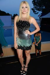 Pixie Lott – Amber Lounge Gala in Monaco - May 2014