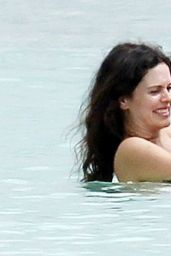 Rachel Bilson in a Bikini - Barbados, May 2014