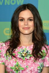 Rachel Bilson - The CW Upfronts in New York City - May 2014