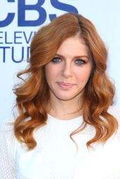 Rachelle Lefevre - 2014 CBS Summer Soiree in West Hollywood