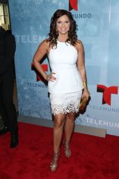 Rashel Diaz - 2014 Telemundo Upfront in New York