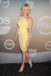 Rebecca Romijn at TBS/TNT Upfront 2014 in New York City
