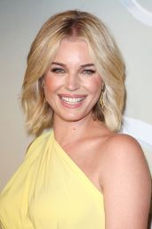 Rebecca Romijn at TBS/TNT Upfront 2014 in New York City