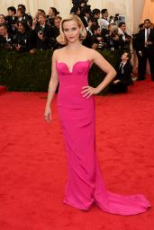Reese Witherspoon - 2014 Met Gala in New York City
