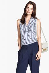 Rianne Ten Haken - H&M Spring 2014