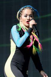 Rita Ora - Live Performance at Radio 1