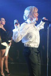 Rita Ora Performing at G-A-Y in London - May 2014