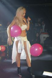 Rita Ora Performing at G-A-Y in London - May 2014