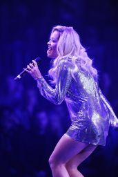 Rita Ora Performs at