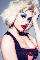 Rita Ora – Rimmel London Cosmetics Line 2014