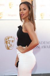 Rochelle Humes (Wiseman) - 2014 British Academy Television Awards in London