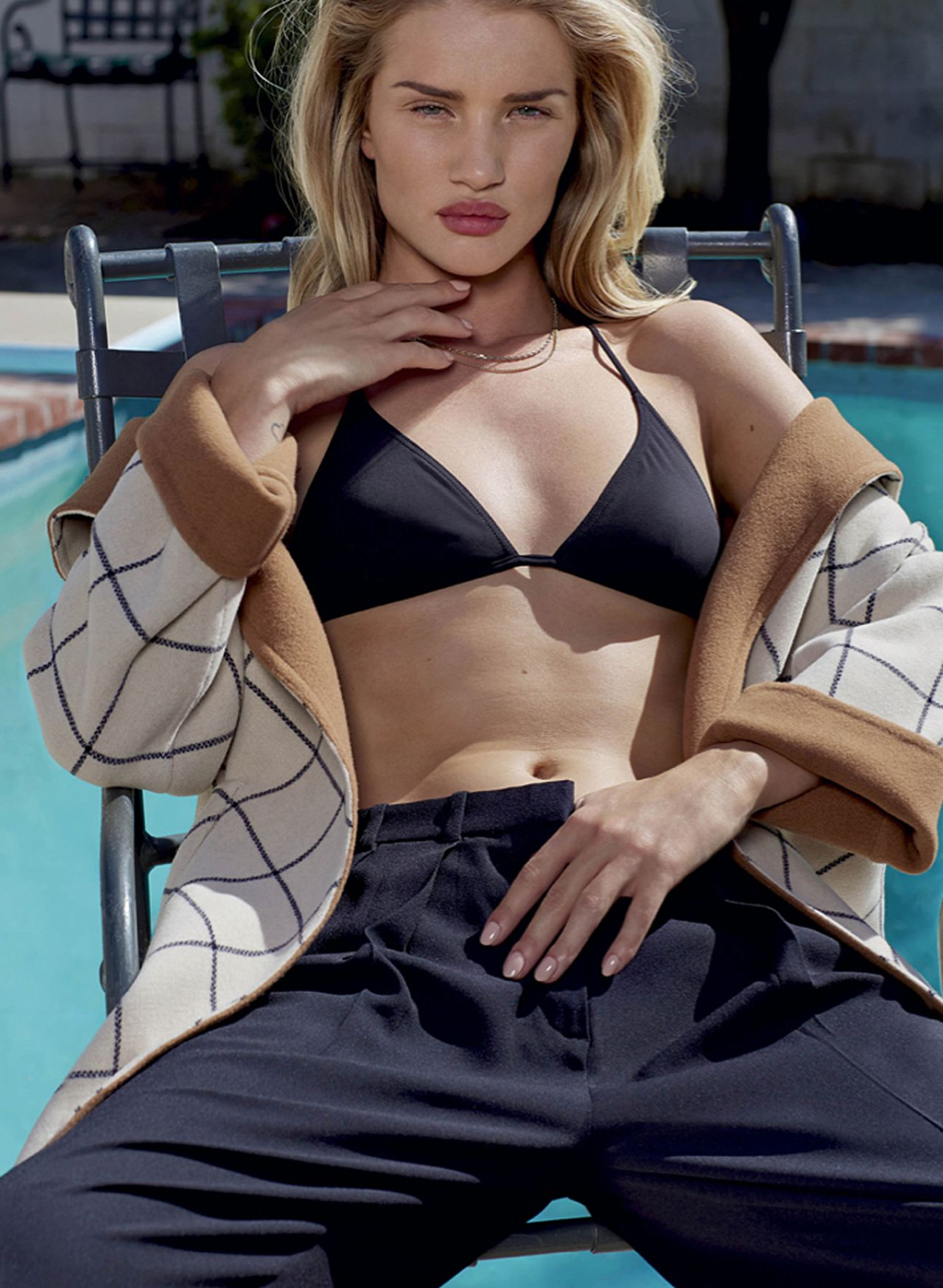 Rosie Huntington-Whiteley - V Magazine Summer 2014