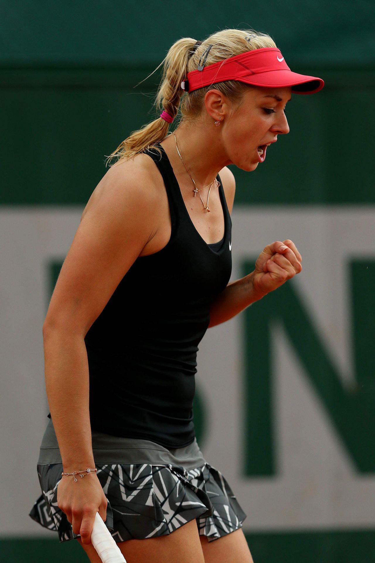 Sabine Lisicki – 2014 French Open at Roland Garros – Round One