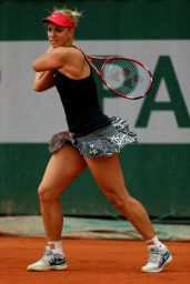 Sabine Lisicki – 2014 French Open at Roland Garros – Second Round