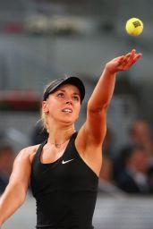 Sabine Lisicki – Mutua Madrid Open 2014 – Day Six