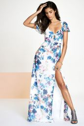 Sara Sampaio - REVOLVE Clothing Summer 2014