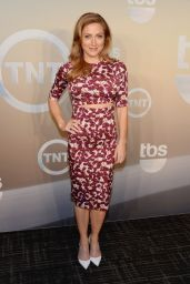 Sasha Alexander - TBS / TNT Upfront 2014