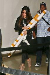 Selena Gomez at LAX Airport - May 2014