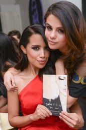 Selena Gomez at Mirtha Michelle