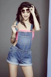 Selena Gomez - Dream Out Loud Photoshoot - Summer 2014