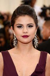 Selena Gomez – Met Costume Institute Gala 2014