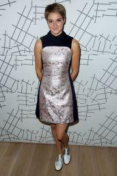 Shailene Woodley Attends