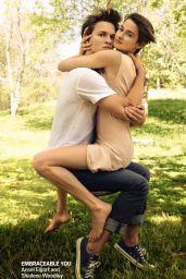Shailene Woodley - Entertainment Weekly Magazine May 2014 Issue