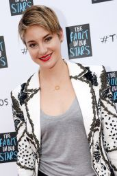 Shailene Woodley - The Fault In Our Stars Fan Event in Nashville - May 2014
