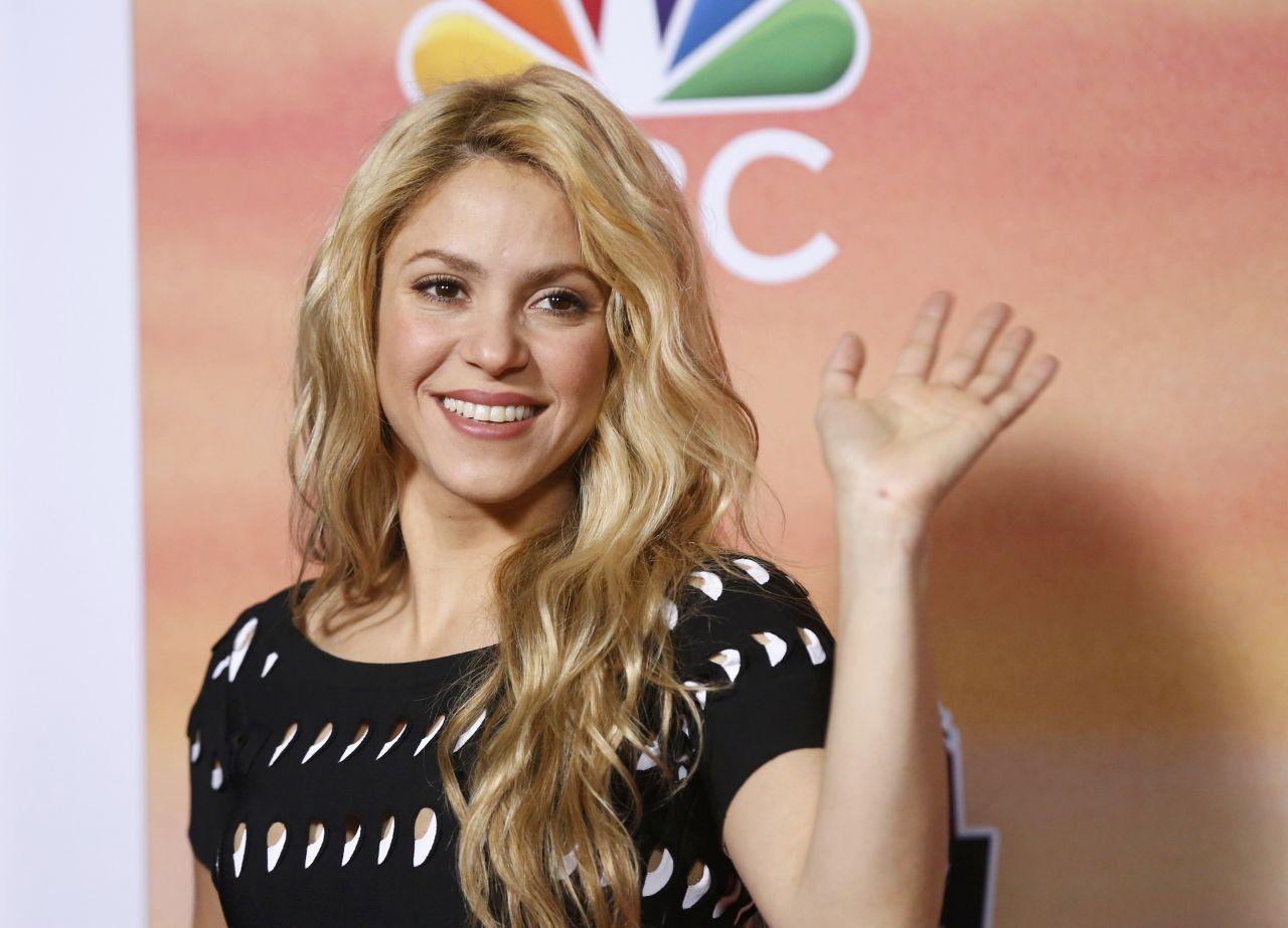 Shakira 2014 Iheartradio Music Awards