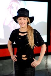 Shakira - The Elvis Duran Z100 Morning Show - April 2014