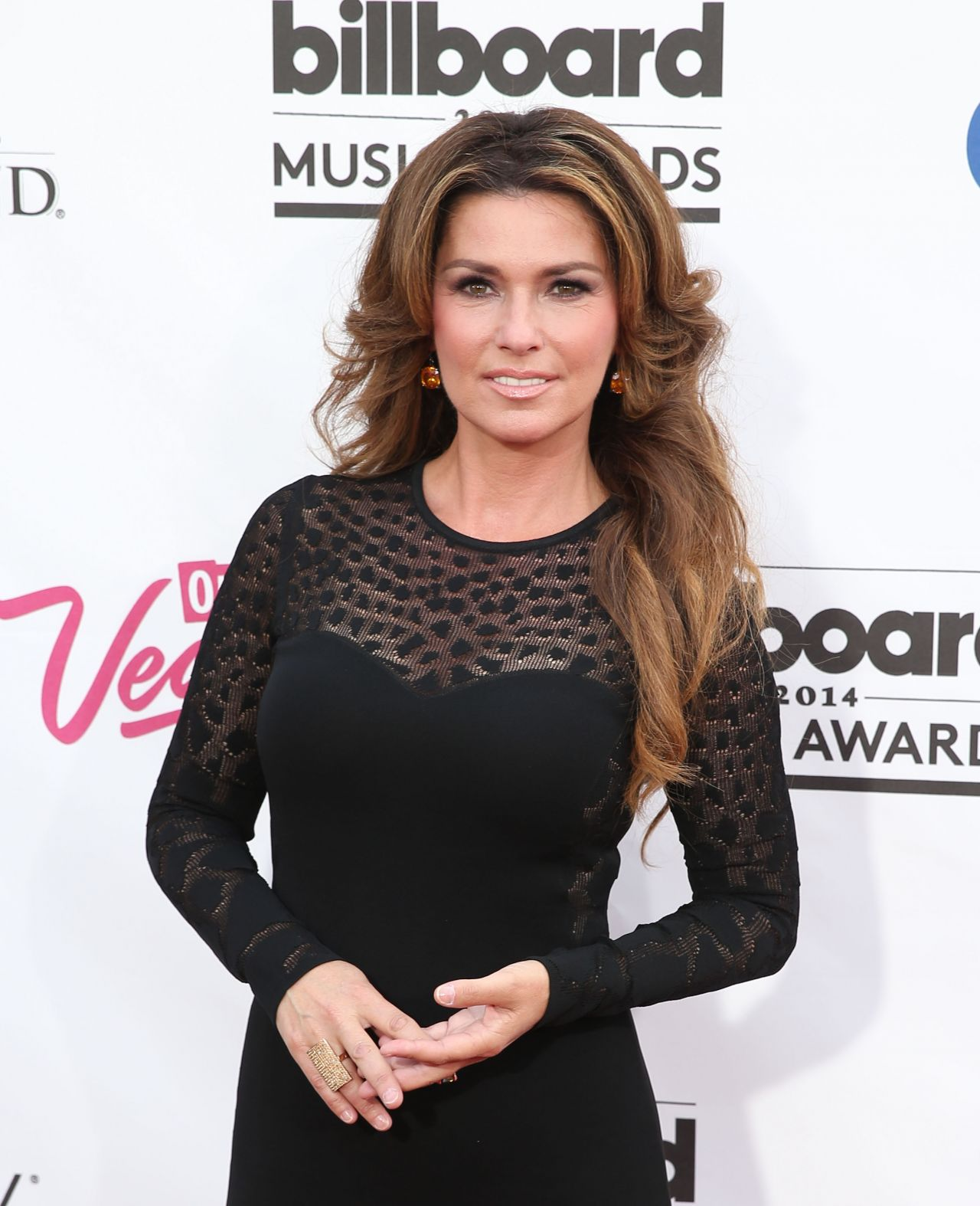 Shania Twain - 2014 Billboard Music Awards in Las Vegas