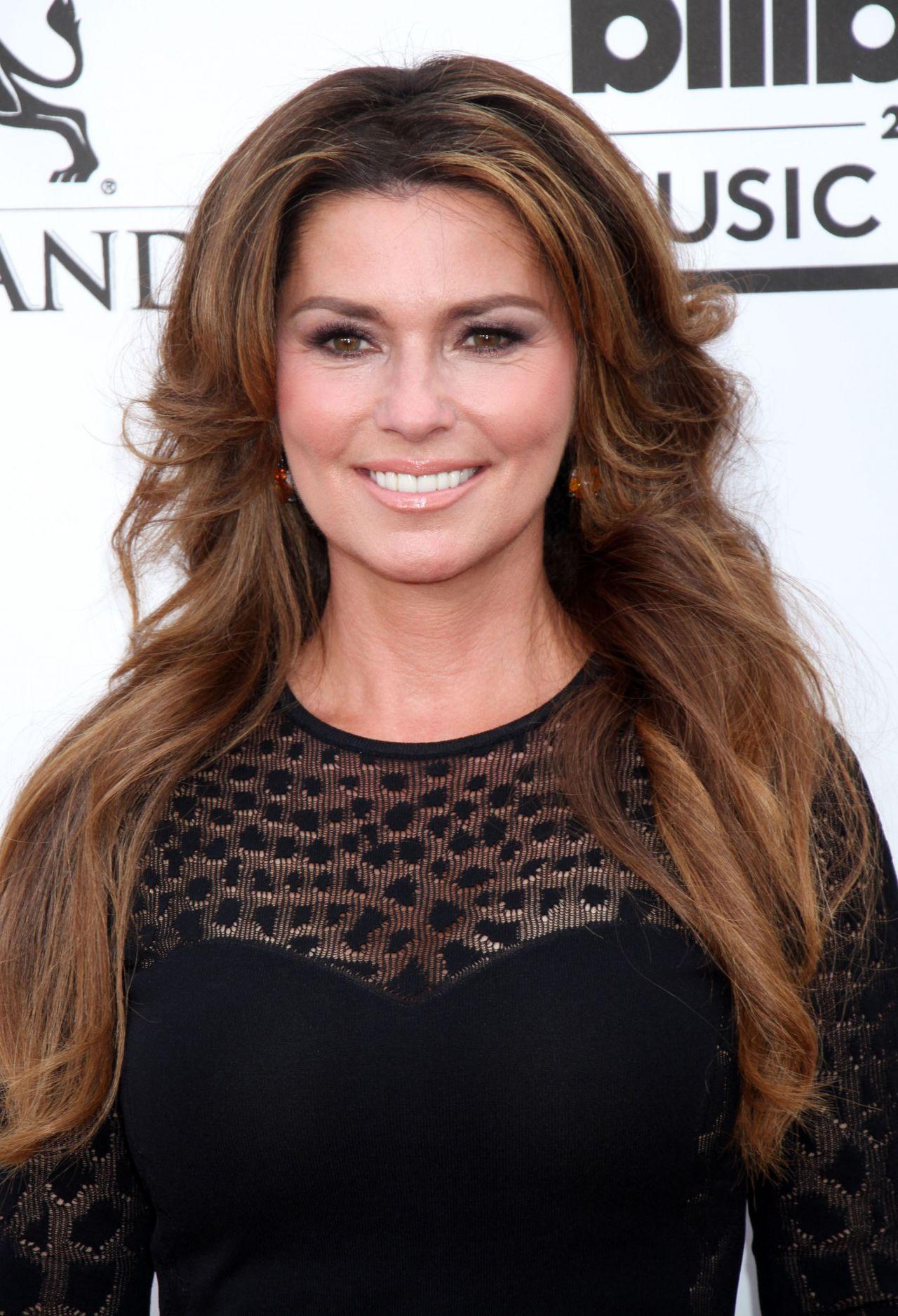 Shania Twain 2014 Billboard Music Awards In Las Vegas