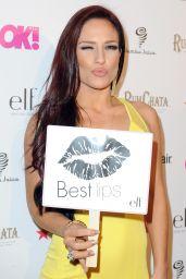 Sharna Burgess – OK Magazine's So Sexy LA Event – May 2014